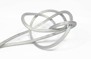 T-05S Thin Silver Cloud - transparent kabel